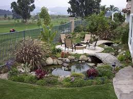 Landscaping Ideas For Backyards Stunning Small Backyard Landscaping Ideas Without Grass Pond Dma