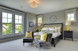 deco chambre gris et jaune idee deco chambre gris et jaune id es d co pour une grise int rieur