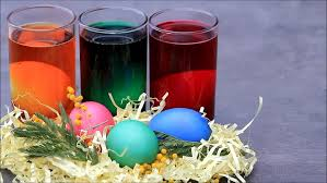 Coloring Eggs Coloring Eggs For Easter Stock Footage Video 15115204 Shutterstock