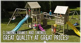 welcome to active garden play equipment climbing frames and