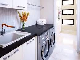 contemporary white laundry room design ideas u0026 pictures zillow