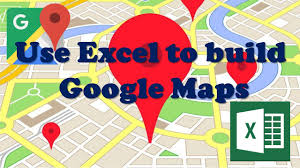Googole Maps Google Maps Secrets Ms Excel Uploads Youtube