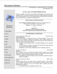 Sample Entry Level Resume by 100 C Level Resume Five Year Integrated Msc Degree Course