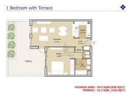 mudon views 2 bedroom apartment floor plan floor plans real estate
