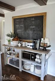 kitchen coffee bar ideas 30 best coffee bar decor ideas images on coffee bar