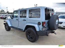 jeep arctic blue 2012 winter chill metallic jeep wrangler unlimited sahara arctic