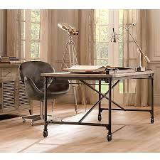 country old vintage wood furniture study desk computer desk