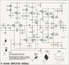 circuit diagram 50w 70w power amplifier with 2n3055 u0026 mj2955