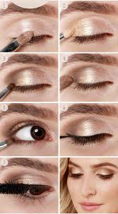 60 Best Indian Bridal Makeup Tips For Your Wedding 13 Of The Best Eyeshadow Tutorials For Brown Eyes