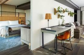 first look inside brooklyn bridge park u0027s debated 1 hotel curbed ny