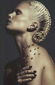 avant guard hair pictures avant garde hair innovative experimental revolutionary