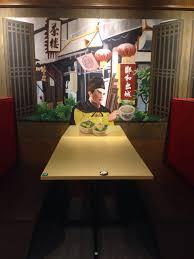3d mural for mohd chan u0027s restaurant u2013 art misfits