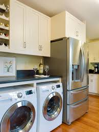 Laundry Bench Height Under Counter Washer Dryer Houzz
