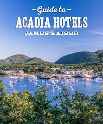 best acadia national park hotels kaiser