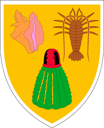 file coat of arms of the turks and caicos islands svg wikimedia