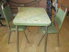 vintage table and chairs formica table chairs ebay