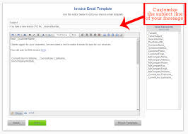 new feature added customize subject lines of every email template
