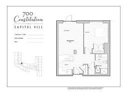 eastern market apartments 700 constitution apartments floor plans apt