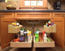 Kitchen Cabinet Space Saver Ideas Kitchen Space Saver Shelves Kitchen Laminated Wooden Flooring
