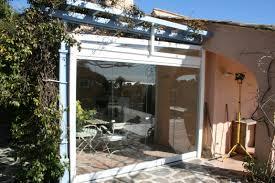 Veranda Pour Terrasse Mur De Verre Escamotable Et Repliable Mur De Verre Sans Montant