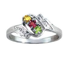 mothers ring 6 stones 53 best mothers ring images on rings family