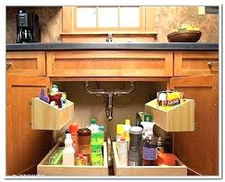 under kitchen sink storage solutions under sink organizer under kitchen sink organizer and under sink