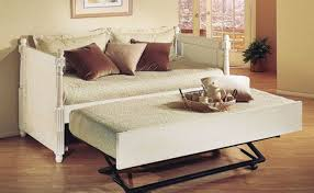 Modern Daybed With Trundle Daybed Log Daybed With Pop Up Trundle Bed Amazing Daybeds With