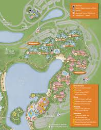 Map Of French Quarter Photos New Design Of Maps Now At Walt Disney World Resort Hotels