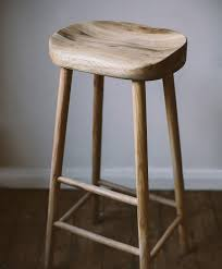 bailey weathered oak bar stool olive u0026 the fox