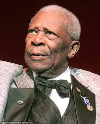 Is Bb King Blind B B King Dead In Las Vegas Age 89 Daily Mail Online