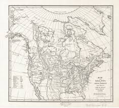1600 Map Of America by Map Of The Indian Tribes Of North America About 1600 A D U2026 Flickr