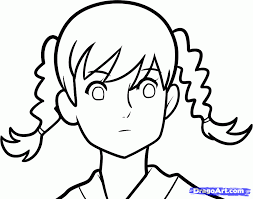 draw umi poppy hill step step drawing sheets added