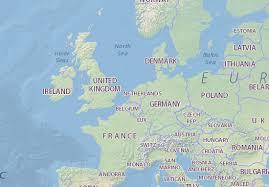 netherlands height map map of netherlands michelin netherlands map viamichelin