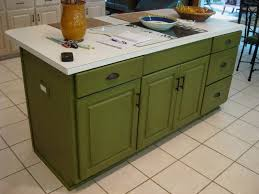 Olive Green Kitchen Cabinets Olive Green Distressed Kitchen Cabinets U2013 Quicua Com