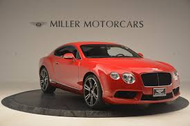 matte red bentley miller motorcars new aston martin bugatti maserati bentley