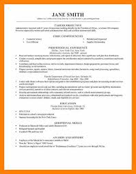 objective resume samples todayboard