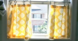 curtains window treatments wonderful vintage cafe curtains retro