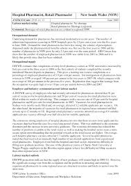 extraordinary pharmacist resume sample doc about resume of