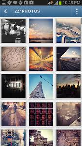 screencap android instagram screenshots mobile patterns