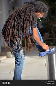 male rasta hairstyle tel aviv israel 07 11 16 rasta man image photo bigstock
