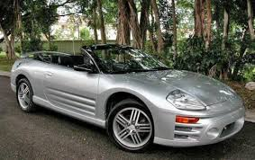 2005 mitsubishi eclipse spyder information and photos zombiedrive