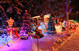 enchanted forest christmas lights santas enchanted forest the rebel