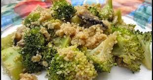 cuisiner les brocolis mon tiroir à recettes de cuisine poêlée de brocolis à la semoule