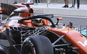 formula one alonso crashes in abu dhabi post season test marca