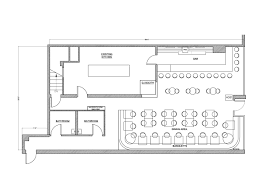 Draw Simple Floor Plans by Grill And Bar Floor Plans Service Slyfelinos Simple Grill And