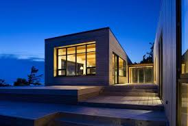 Contemporary Cottage Designs by Luxury Cottage Home In Canada This Island Cottage Is U0027superkul U0027