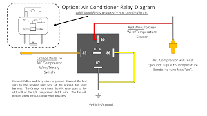fan relay switch dual fan relay wiring diagram with blueprint pictures diagrams