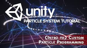 Seeking Intro Unity Intro To Custom Particle System Programming Seek