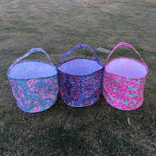 easter buckets wholesale wholesale blanks domil flamingo boho pattern lilly easter