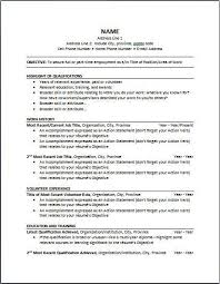 Reverse Chronological Resume Example by Order Of The Engineer Resume